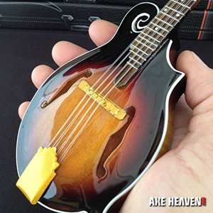 AXE HEAVEN Classic Sunburst F-Style Mandolin Miniature Replica Collectible [並行輸入品]|kimakai