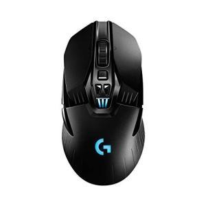Logicool ロジクール ゲーミングマウス ワイヤレス G903h ブラック HERO 16K ...