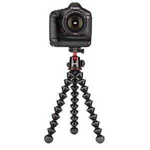 JOBY フレキシブル三脚 ゴリラポッド 5K キット プロ用一眼レフカメラ対応 015084