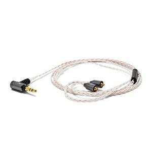 Re:cord Palette 6 MX-A Opal White イヤホン用リケーブル|kimakai