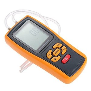 RGBS GM510 ポータブルデジタル LCD差圧計 圧力計 ポータブル液晶ディスプレイ圧力計 LCDバックライトディスプレイ|kimakai
