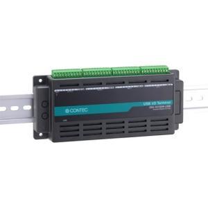 コンテック USB対応 Nシリーズ 絶縁型デジタル入出力ユニット DIO-1616HN-USB|kimakai