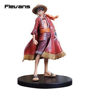 Anime One Piece 16cm Monkey D Luffy 15th Edition V...