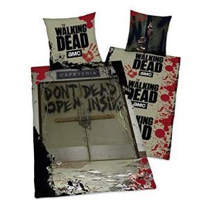 The Walking Dead ウォーキングデッド シングル 掛け布団カバー枕カバーセット 605...