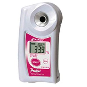 濃度計 デジタル PAL-炭化水素洗浄液 ポケット炭化水素洗浄液汚れ濃度計 シリコンカバー付き kimakai