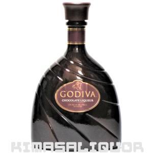 ゴディバ チョコレート 15度 750ml