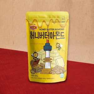 韓国ハニーバターアーモンド 200g モゴボン