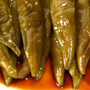 醤油漬け 青唐辛子キムチ 200g 韓国直輸入 韓国フードフェア(キムチ)|kimchiland|02