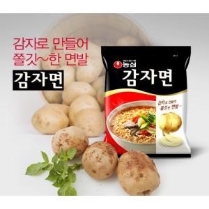 じゃがいもラーメン カムジャ麺 10袋 韓国農心|kimchiland|02