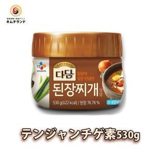 テンジャンチゲ 530g 味噌鍋用 ヤンニョム 韓国フードフェア(韓国料理)|kimchiland