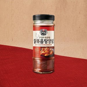 タットリタン・チーズタッカルビ用タレ CJ 白雪 鶏肉炒めソース 辛口 490g|kimchiland