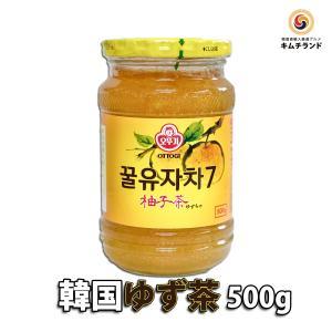 カフェでも大人気の癒し系ドリンク伝統ユズ茶は、厳選した柚子をハチミツに漬け込んで作った韓国伝統茶です...