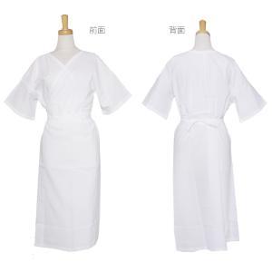 着物スリップ 浴衣 袴 和装用 通年使用 綿 フリーサイズ 白 ポスト投函 ゆうパケット可 超特価!|kimono-cafe|02
