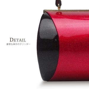 グリッダー 振袖用 草履バッグ セット 選べる 4色 金 ゴールド 黒 赤 ワイン フリーサイズ フォーマル|kimono-cafe|02