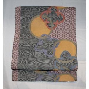 リサイクル/ 平安京のお洒落袋帯|kimono-himesakura