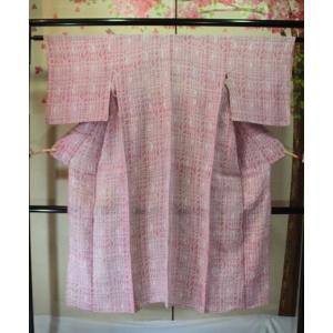 アンティーク/ 三越製・小千谷縮|kimono-himesakura
