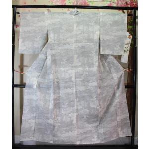 中古・リサイクル/ 帆船模様の夏大島紬|kimono-himesakura