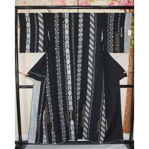 新品/ 絞りに相良刺繍の付下げ訪問着|kimono-himesakura