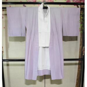 未使用/ 麻の葉模様の単の長襦袢|kimono-himesakura