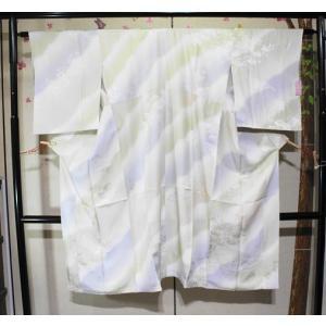 未使用/ ぼかし染めの長襦袢|kimono-himesakura