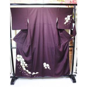 未使用/ さが美・假屋崎省吾の訪問着(大寸)|kimono-himesakura