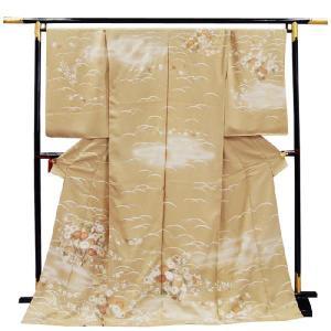 訪問着 正絹 未仕立て訪問着  【フルオーダーお仕立・八掛・湯通し・胴裏代込】|kimono-japan