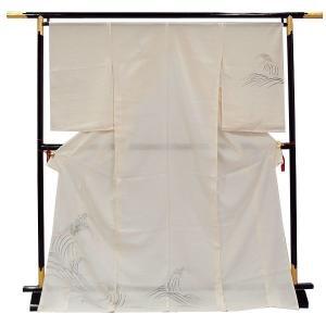 正絹  未仕立て訪問着 【絽単衣/お仕立代込】|kimono-japan