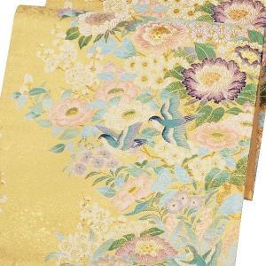 袋帯 正絹 西陣織 六通柄 日本の美「加賀綴」 〔お仕立代込〕|kimono-japan