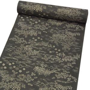 【衣草紙 豆引き染 東京長板】 上級夏浴衣きもの 〔お仕立て代込〕|kimono-japan