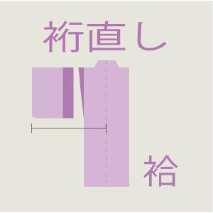 裄直し 【袷】|kimono-kobo