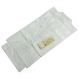 洗える長襦袢 二部式 仕立て上り 白地ホワイト|kimono-kyoukomati