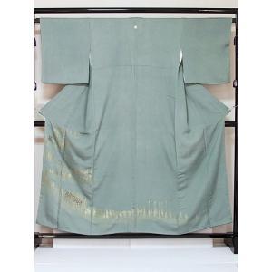 色留袖 未使用 寿光生地 共八掛 大名行列 155cm前後ベスト 美品 ガード加工タグ|kimono-maruichi