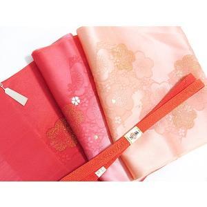 【未使用】☆正絹☆帯締め帯揚げセット★s123-s328|kimono-maruichi