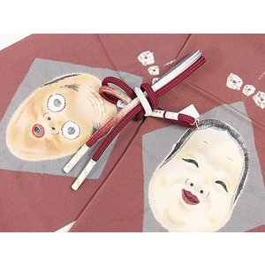 【新品 セット】国産 ちりめん(絞り帯揚げ)☆正絹☆国産帯締め帯揚げセット★tk204-ms345|kimono-maruichi