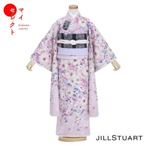 七五三 ジルスチュアート  着物 7歳 レンタル 女の子 JILL STUART  ブランド レンタ...