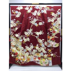 京友禅手描き振袖 長襦袢付き kimono-waraji