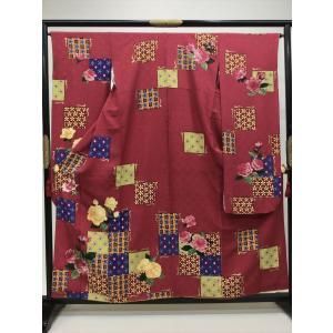 振袖セット(袋帯・長襦袢・帯〆・帯揚・重ね衿付) kimono-waraji