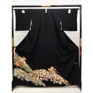 黒留袖 kimono-waraji