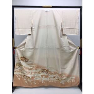 色留袖 kimono-waraji
