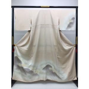 附下 (抜き一つ紋入り)|kimono-waraji