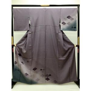 一刀彫ぼかし附下 |kimono-waraji