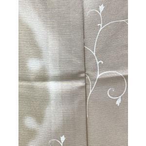 絽小紋 kimono-waraji 05