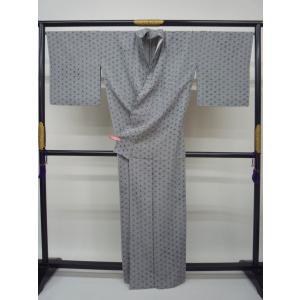 単衣小紋 |kimono-waraji|03