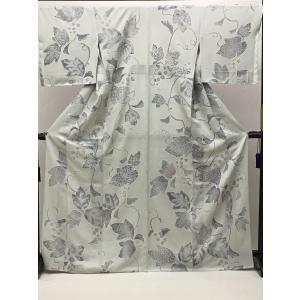 単衣小紋 |kimono-waraji