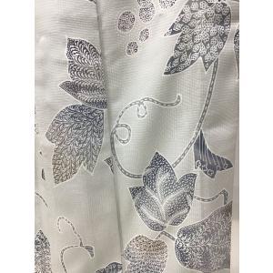 単衣小紋 |kimono-waraji|05