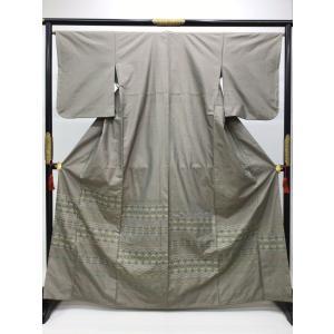 花織紬附下 kimono-waraji