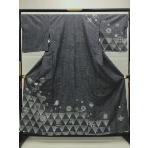 染紬附下|kimono-waraji