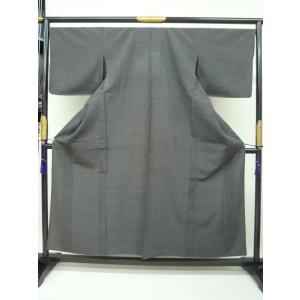 単衣塩沢紬|kimono-waraji
