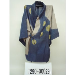 単衣道中着|kimono-waraji