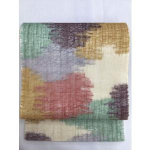 夏袋帯|kimono-waraji